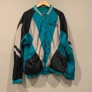 Other - Vintage 90's Sands Casino Las Vegas Wind Breaker